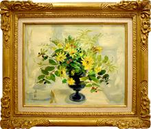 LE PHO - Pintura - Flowers | Fleurs