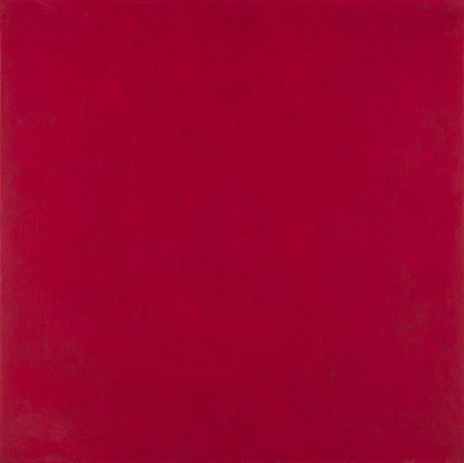 Pino PINELLI - Painting - Pittura Rossa