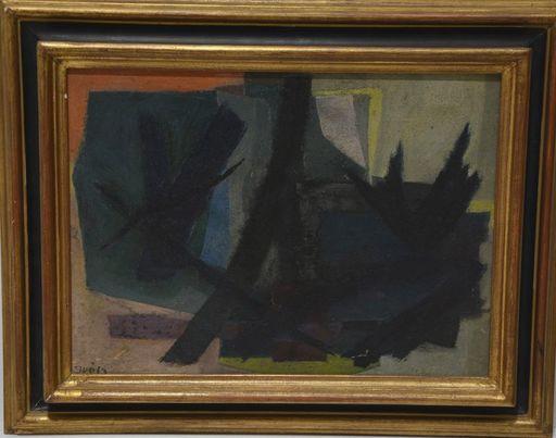 Henri GOETZ - Peinture - Sans titre