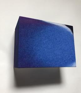 Fusako EKUNI - Sculpture-Volume - Into the Light - Cube 1