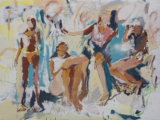 Vladimir SEMENSKIY - Painting - Moving Force