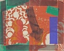 Howard HODGKIN - Print-Multiple - Moonlight (diptych)