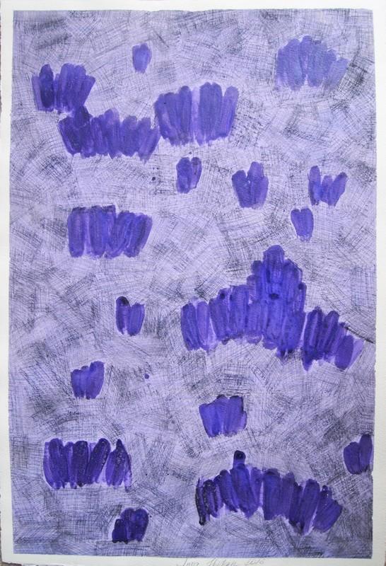 Inna SKIDAN - Dibujo Acuarela - untitled