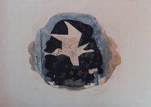 Georges BRAQUE - Estampe-Multiple - Les étoiles