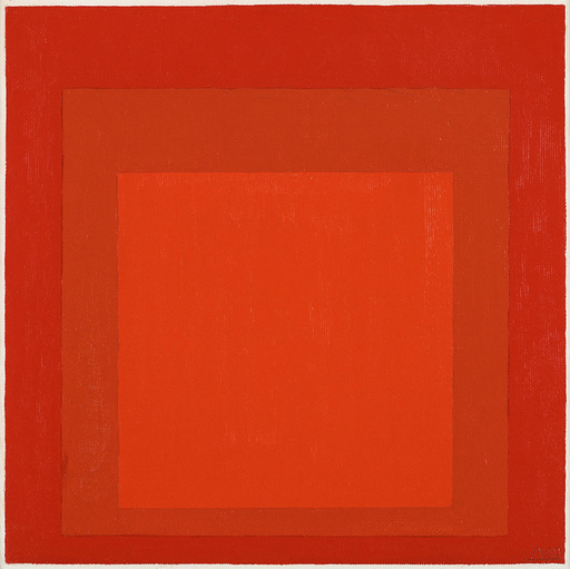 Josef ALBERS - Pintura - Homage to the Square - Price on request