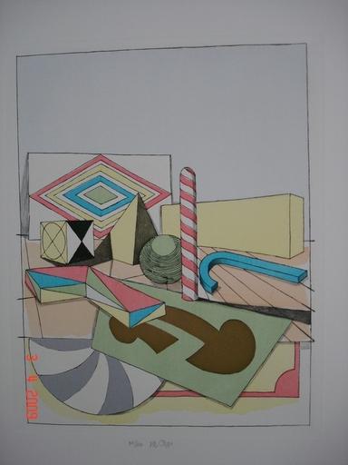 Lucio DEL PEZZO - Print-Multiple