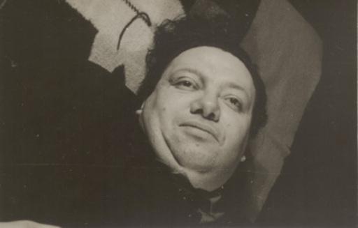 Carl VAN VECHTEN - Fotografia - Diego Rivera