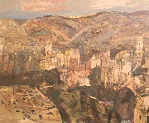 Alejandro QUINCOCES - Painting - Paisaje