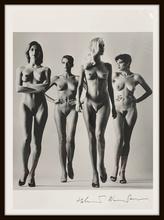 Helmut NEWTON - Fotografia - Sie Kommen, Nude, Paris 1981