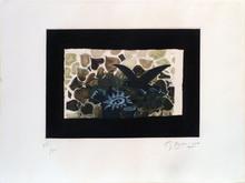 Georges BRAQUE - Estampe-Multiple - Le Nid Vert