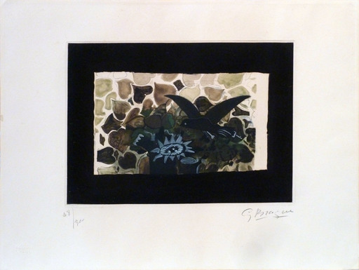 Georges BRAQUE - Print-Multiple - Le Nid Vert