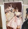 Yu SU - Pittura - Manet et Sargent