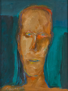 Douglas THOMSON - Pintura - Evening Walk