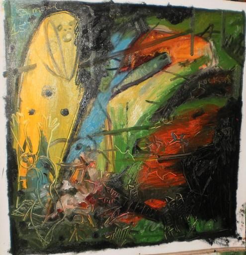 Bernard MOREL - Painting - BATACLAN