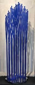 ARNO - Escultura - Foule sentimentale