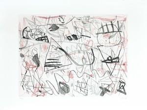 Jan VOSS - Print-Multiple - Embrouille