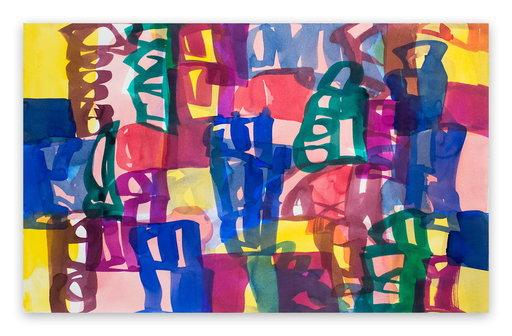 Melissa MEYER - 绘画 - Ambassade 44