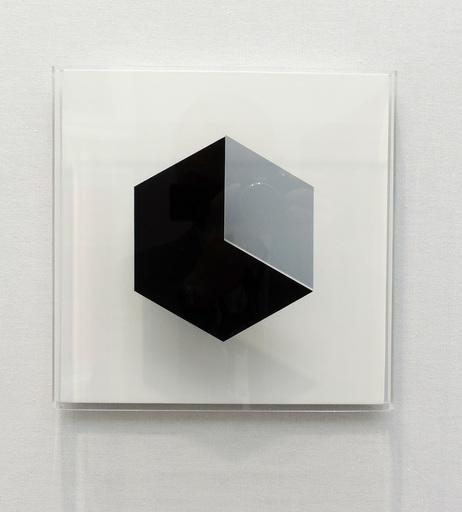 Gerhard FRÖMEL - Sculpture-Volume - Würfel Vario III