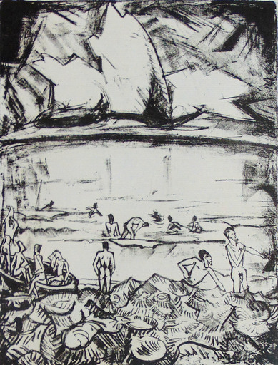 Erich HECKEL - Print-Multiple