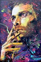 C215 - Pittura - Smoker