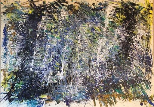 Jérémie REBOURGEARD - Peinture - Multitudes Infinies