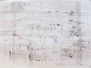 Karl KLUTH - Dibujo Acuarela - Veiji.