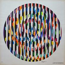 Yaacov AGAM (1928) - Waves