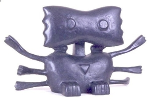 Manabu KOCHI - Sculpture-Volume - PETIT LEW CHEW  -  SMALL LEW CHEW .