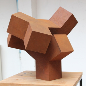 Norman DILWORTH - Sculpture-Volume - X
