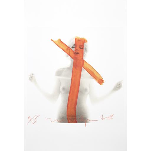 Bert STERN - Fotografia - Marilyn Monroe Cruxifix