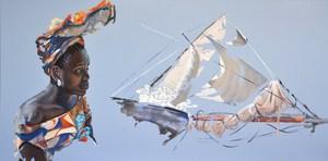 Diana KIROVA - Painting - Libertà non ha colore