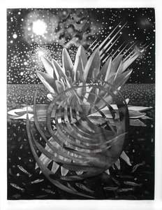 James ROSENQUIST - Print-Multiple - Welcome to the Water Planet
