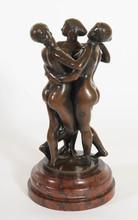 Antoine Louis BARYE - Escultura - Les trois grâces