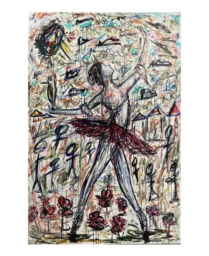 KIKO - Gemälde - Dance with me