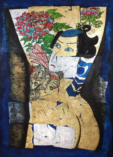 Corine LESCOP - Peinture - Masculinité