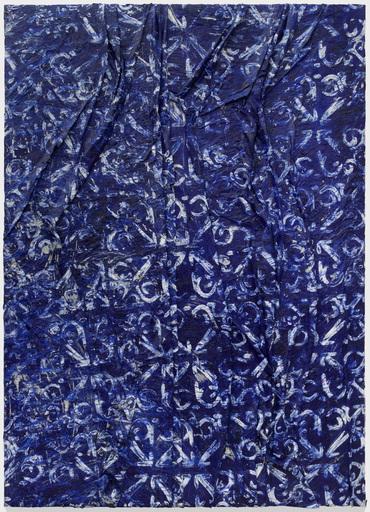 "Angel OTERO - Gemälde - ""Untitled"" (Gates Series)"