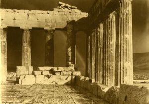 Frédéric BOISSONNAS, Athen