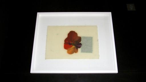 José María SICILIA - Pintura - « La luz que se apaga », 1997