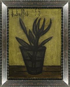 Bernard BUFFET - Painting - Petit bouquet