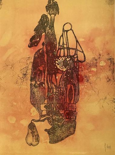 Fred DEUX - Print-Multiple - Vertige du il