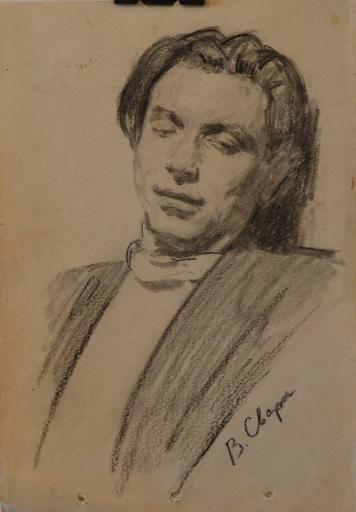 Vasilij Semenovic SVAROG - Drawing-Watercolor