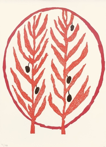 Louise BOURGEOIS - Stampa-Multiplo