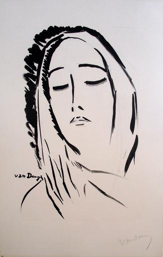 Kees VAN DONGEN - Print-Multiple - L'Écharpe