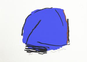 Erwin BECHTOLD - Print-Multiple - Palma Azul