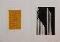 Ralph GIBSON - Grabado - Untitled from 'Metafora' portfolio