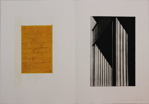 Ralph GIBSON - 版画 - Untitled from 'Metafora' portfolio