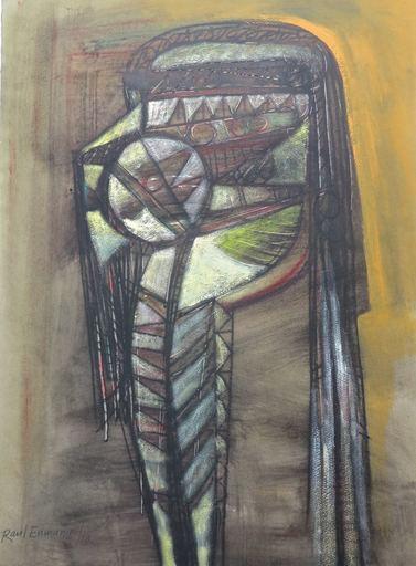Raul Enmanuel POZO - Pintura - La Corona