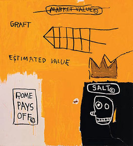 Jean-Michel BASQUIAT - Stampa-Multiplo - Rome Pays Off