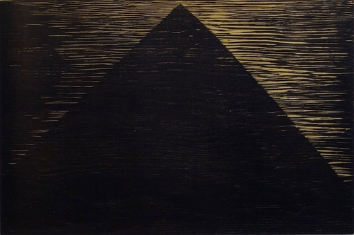 Anna Eva BERGMAN - Print-Multiple - Pyramid (GB 32)