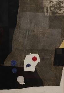 Antoni CLAVÉ - Print-Multiple - Sac et chiffre 3